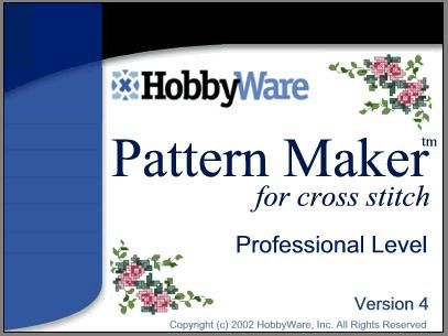 Pattern Maker for Cross-Stich v4.04