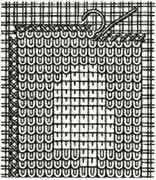 бархатный (астраханский) шов