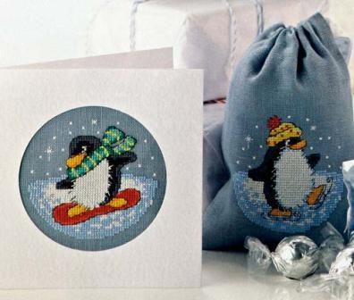 Пингвины в подарок