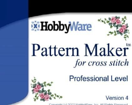 Программа Pattern Maker for Cross Stich
