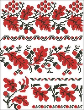 Традиционная вышивка на Кубани