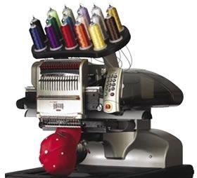 Машинная вышивка. Неполадки в машине и способы их устранения