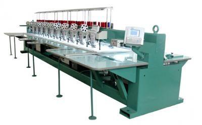 Влияние машинной вышивки на конструкцию корпоративной одежды