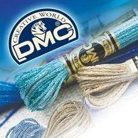 Палитры цветов DMC